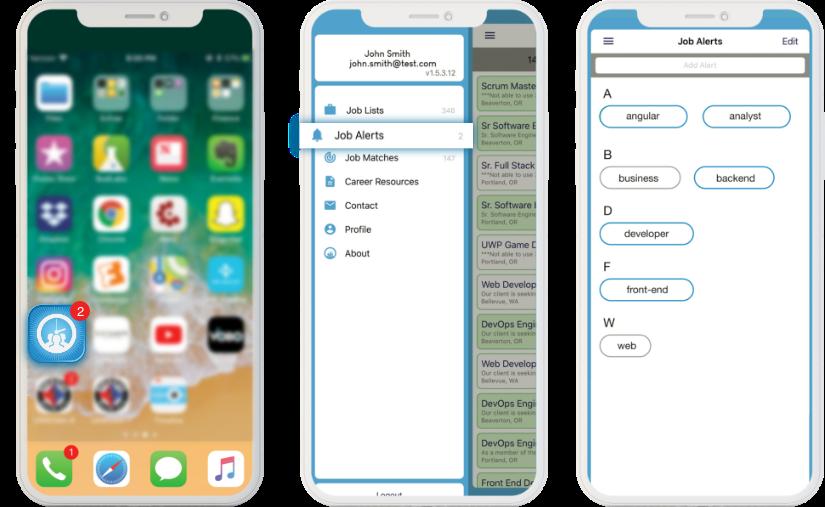 StaffUpApp - A branded mobile app solution